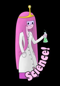 princess_bubblegum___science_by_raveninthefog-d6avriq